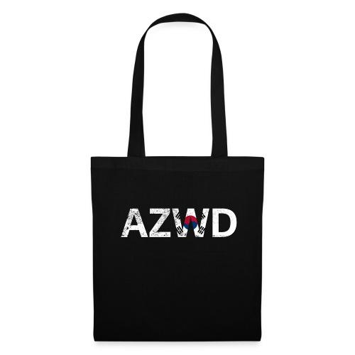 AZWD South Korea - Tote Bag