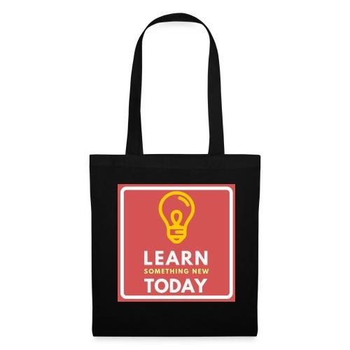 Learn something new today - Tas van stof