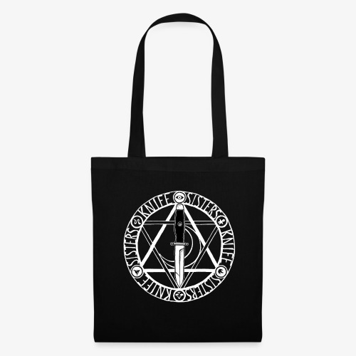 Knife Sisters Logo - Tote Bag