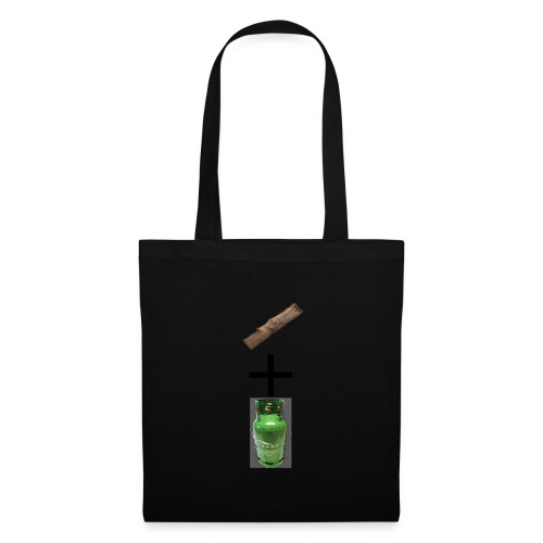 plank + gas - Tote Bag