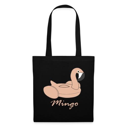 Flamingo Mingo Summer Swimmingpool Swimming F - Stoffbeutel