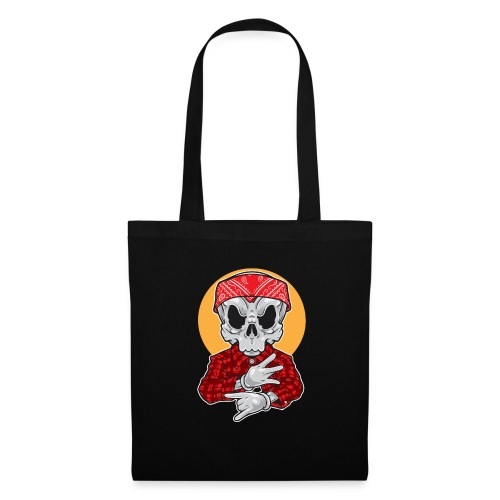 Gangstar Skull - Tote Bag