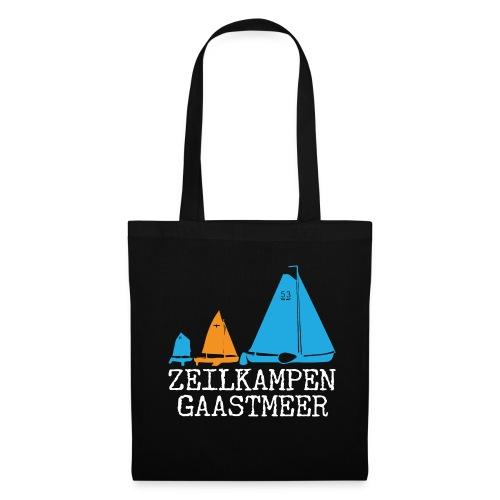 ZKG Wit Merchandise - Tas van stof