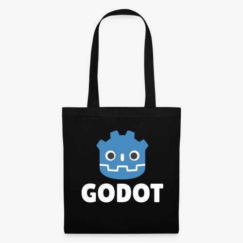 Godot White - Tote Bag