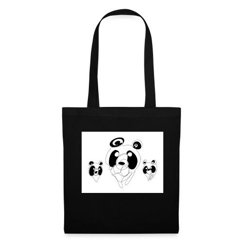 PANDAS - Bolsa de tela