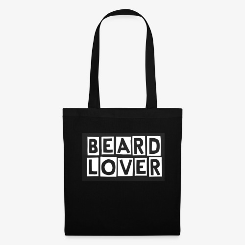 BEARD LOVER - Tygväska