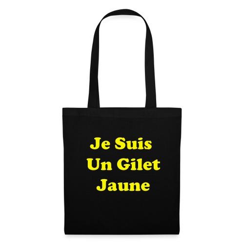 Gilet Jaune - Tote Bag