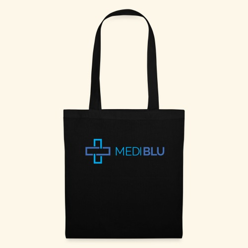 Mediblu - Borsa di stoffa