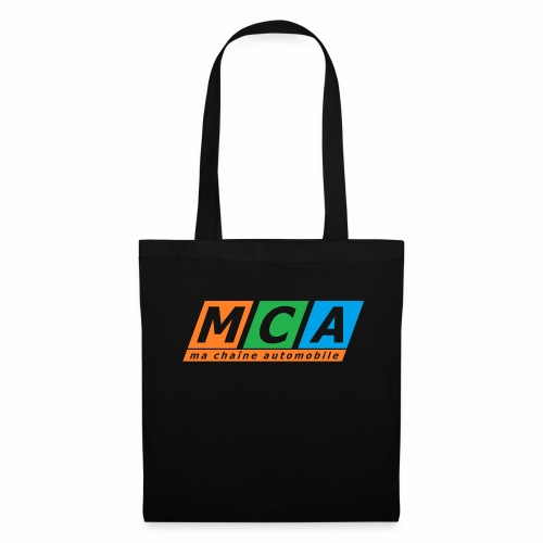 logo complet TRANSPARENT - Tote Bag