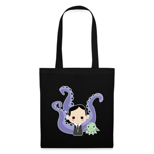 Lovecraft and Cthulhu - Borsa di stoffa