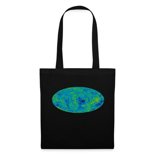 Cosmic Microwave Background - Stoffbeutel