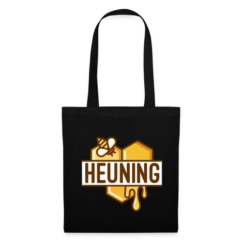 Heuning logo - Tas van stof