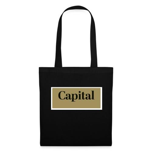 1200px Capital Logo - Stoffbeutel