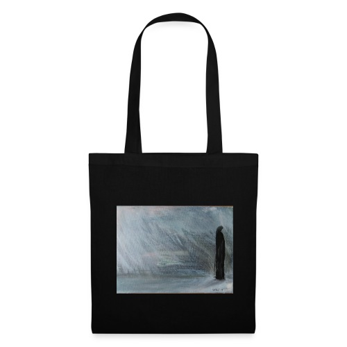 Wise man/Weeping widow - Tote Bag