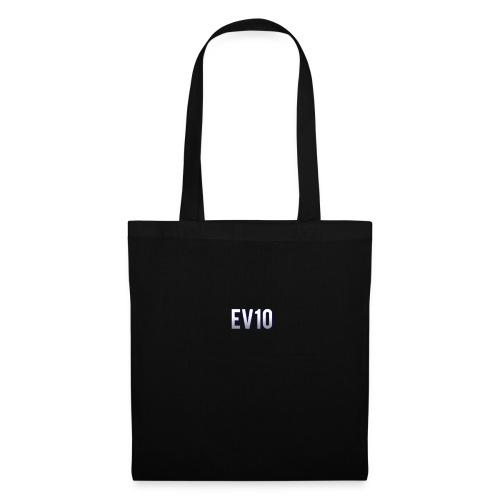 EV10 LOGO - Borsa di stoffa