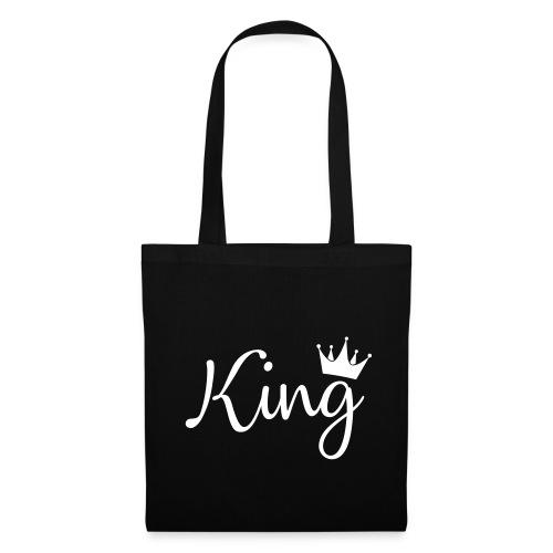 King - Bolsa de tela