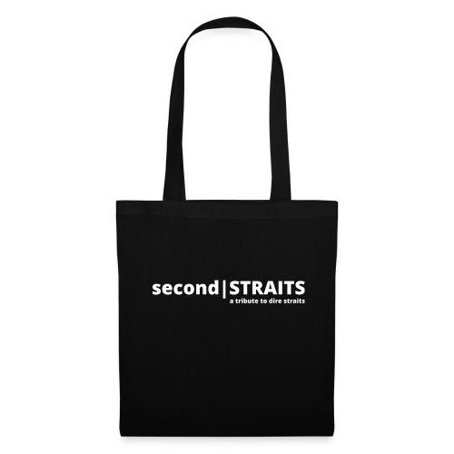 secondSTRAITS_01_white - Stoffbeutel