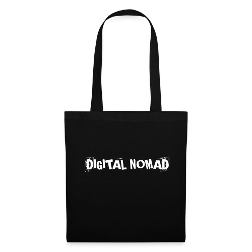 DIGITAL NOMAD - Stoffbeutel