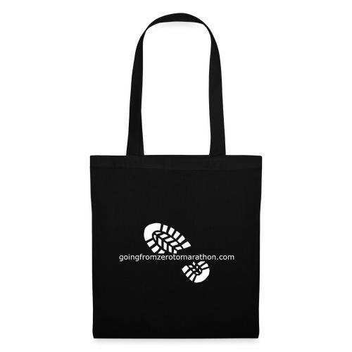 Going From Zero To Marathon - Tote Bag