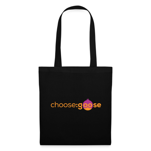 choosegoose #01 - Stoffbeutel