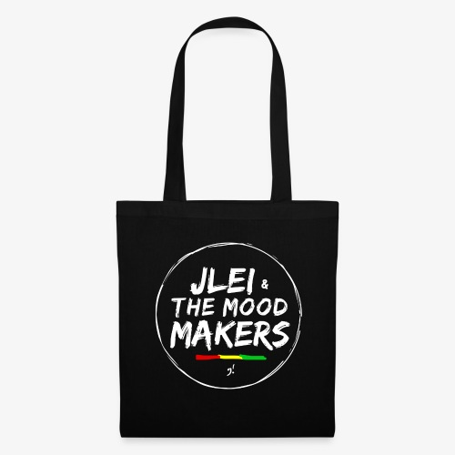 Jlei & The Mood Makers Bandlogo - Stoffbeutel