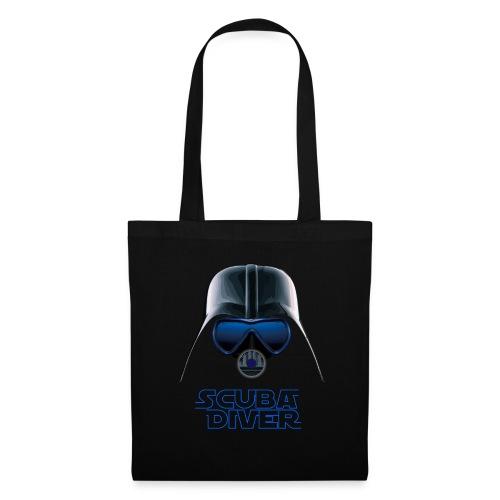 Dark Vader Scuba - Bolsa de tela