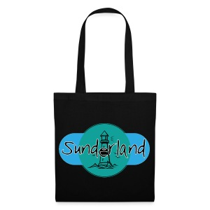 Sunderland Lighthouse Logo! - Tote Bag