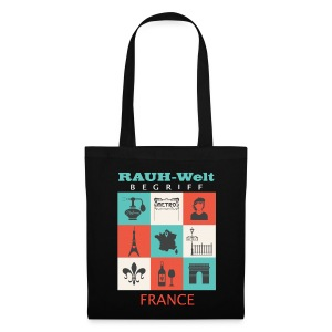 Rauh Welt France color - Tote Bag
