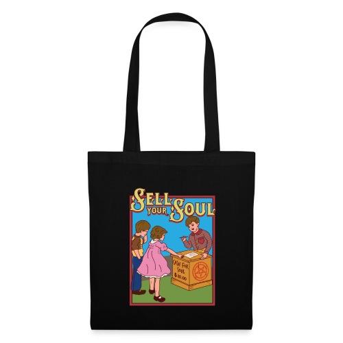 Sell your soul - Verkauf Deine Seele - Stoffbeutel