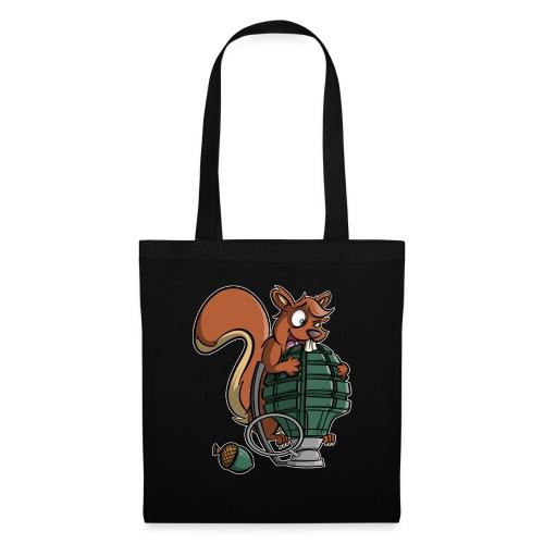 Eichhörnchen Granate - Stoffbeutel