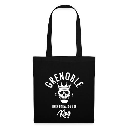 grenoble narvalo - Tote Bag