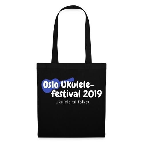Oslo Ukulelefestival 2019 - Stoffveske