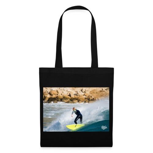 Wave after wave - Stoffbeutel