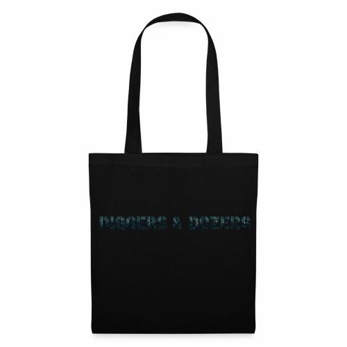 Diggers & Dozers - Tote Bag