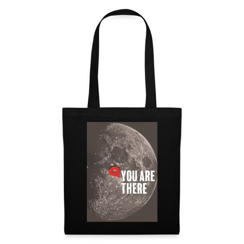 Dans la lune - Tote Bag