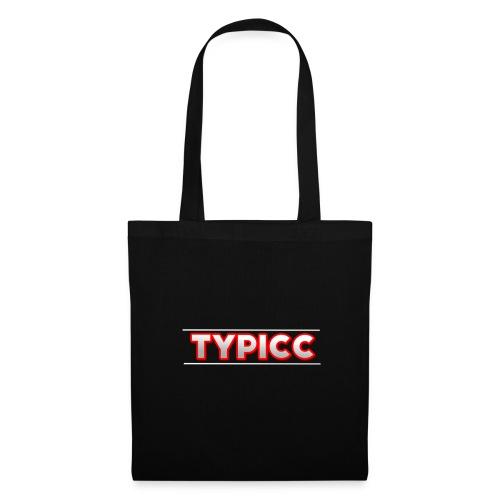 Typicc Schriftzug - Stoffbeutel