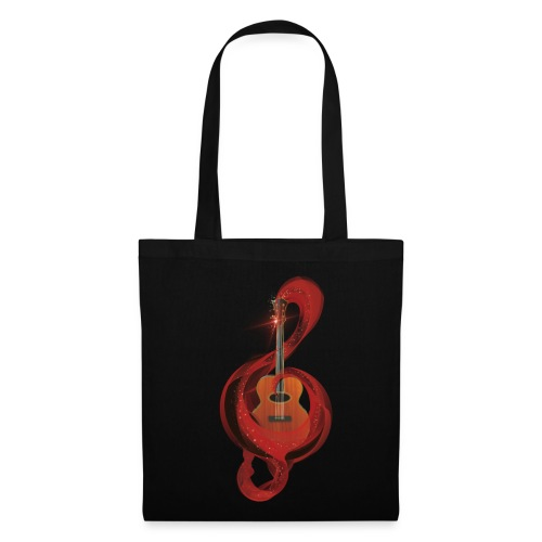 Power of music - Borsa di stoffa