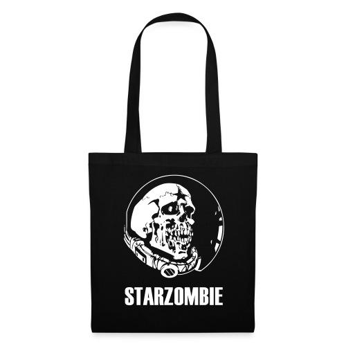 STARZOMBIE White Logo - Tygväska