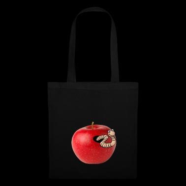 mask äpple - Tygväska