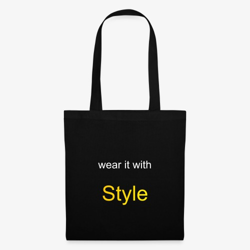 Style - Stoffbeutel