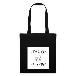 Jpeux pas apero - Tote Bag