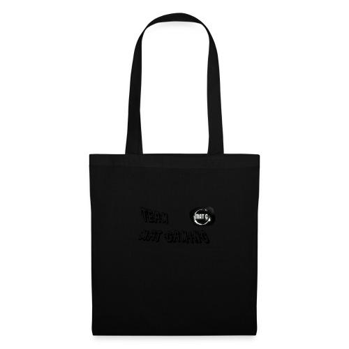 logo + écriture TEAM MAT GAMING - Tote Bag