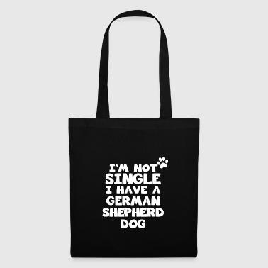 Im nie wydzielić mam truciznę Owczarek niemiecki - Torba materiałowa