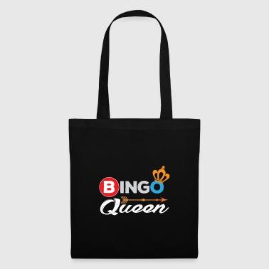 Bingo Bingo Queen shirt Bingo joueur cadeau - Tote Bag