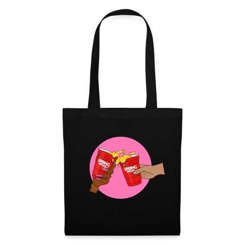 Pink/Red - Spring Break Portugal 2019 - Tote Bag