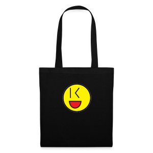 Cool Wink Smiley Hoodie - Tote Bag