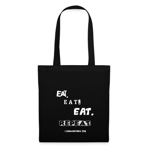 eateateatrepeat - Stoffbeutel