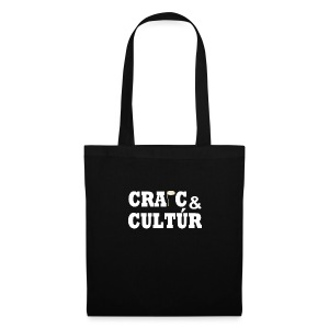 Craic and Cultúr - - Tote Bag