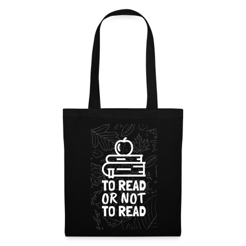 1000 To read or not to read | book lovers - Tote Bag