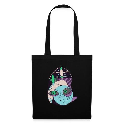 Space hipster - Bolsa de tela